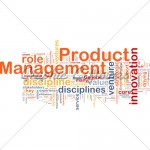 product-management-background-concept