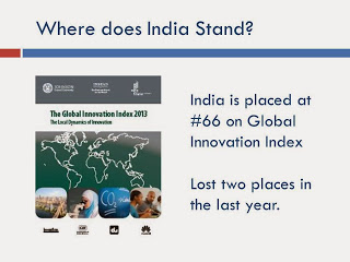 Where does India stand