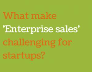 Enterprise Sales