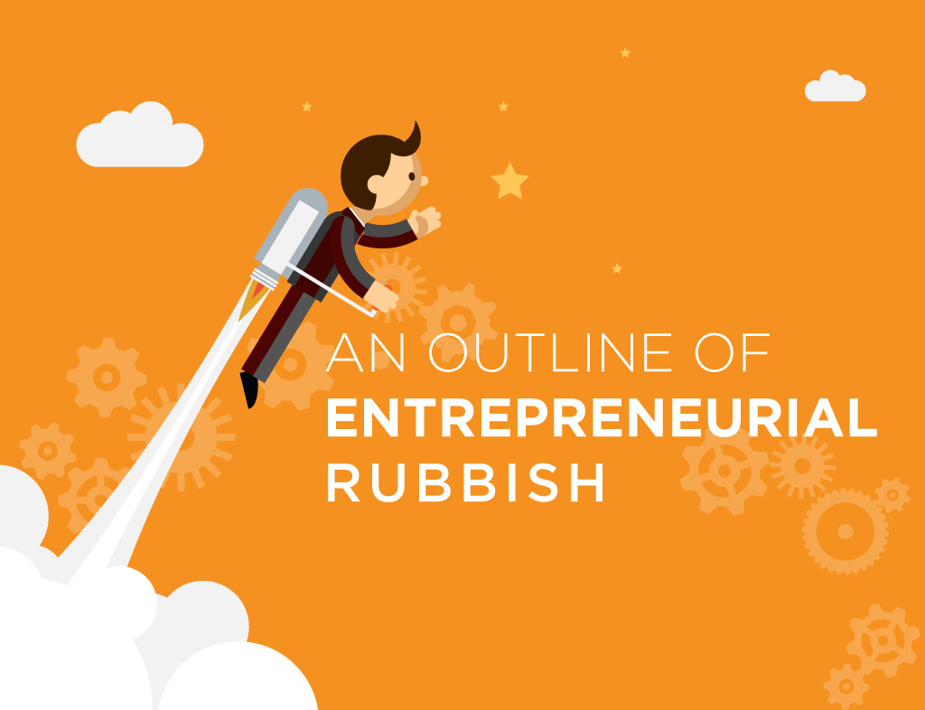 an-outline-of-entrepreneurial-rubbish
