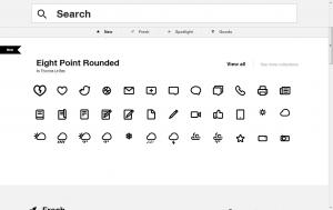 TheNounProject Screenshot