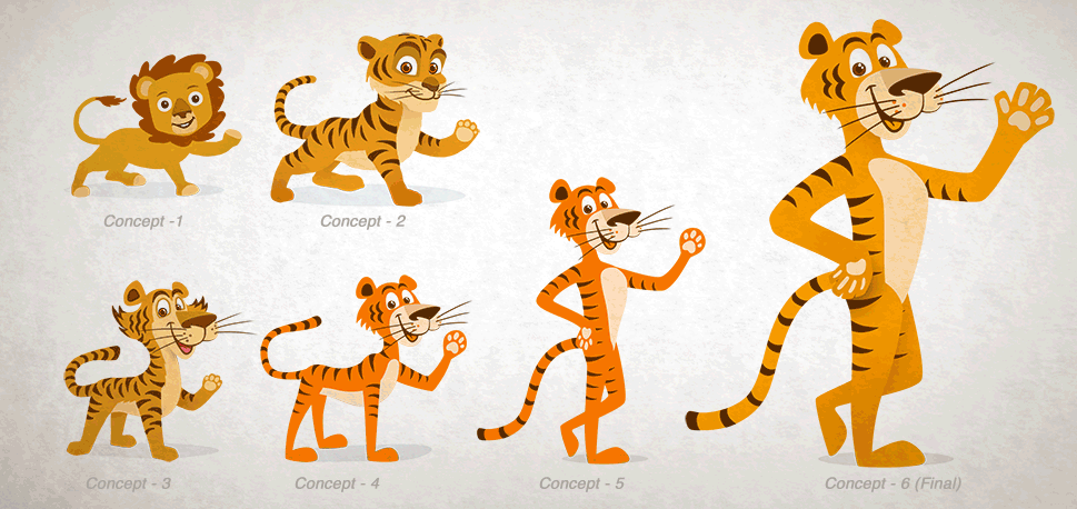 pugmarks-character-evolution