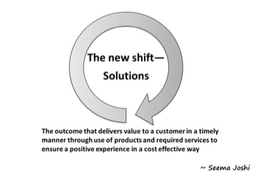 The new shift focus