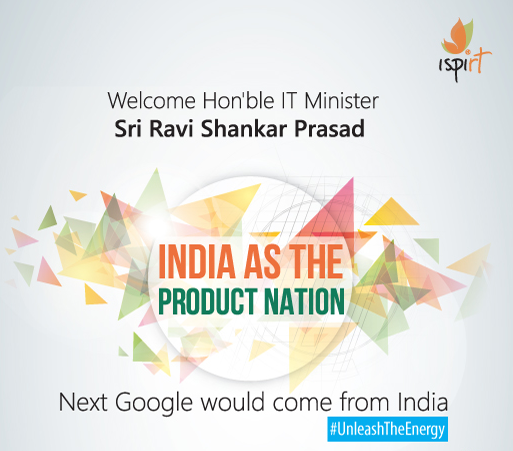 Welcome Sh. Ravi Shanker Prasad