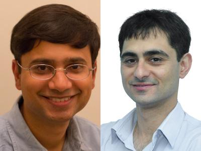 Ashish Thusoo and Joydeep Sen Sarma