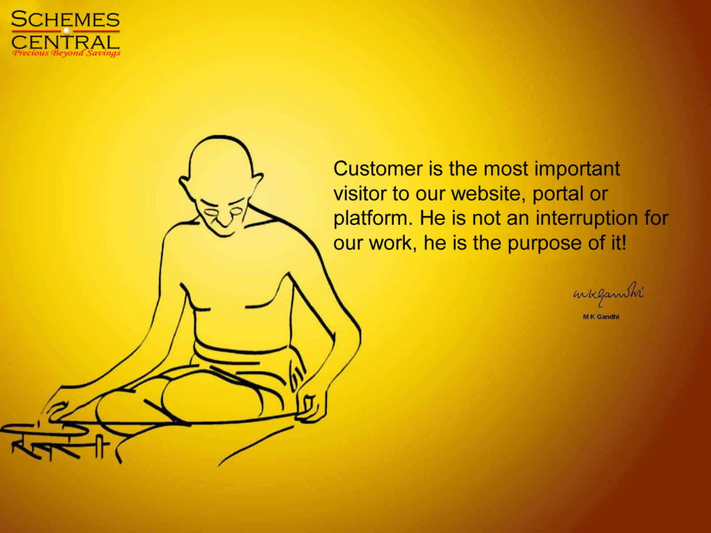 Customer is more important