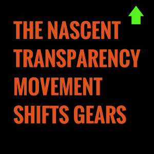Transparency movement