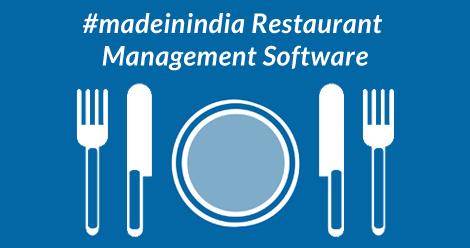 madeinindia restaurant management software