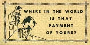 where in the world is that payment