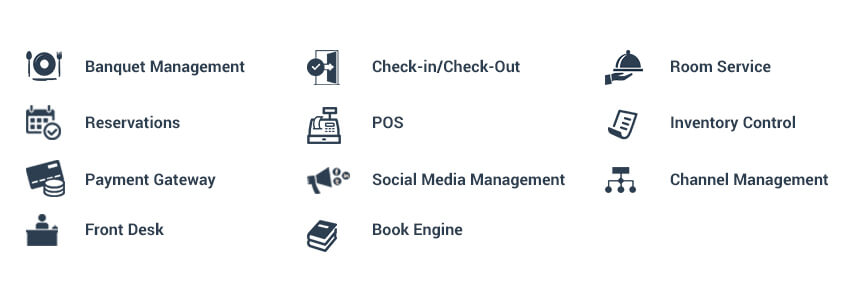 features of hotel management software